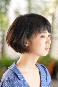 吉祥寺の美容室Rushell Plaisirの女性モデル