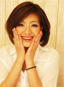 吉祥寺の美容院Rushell Plaisirの女性モデル